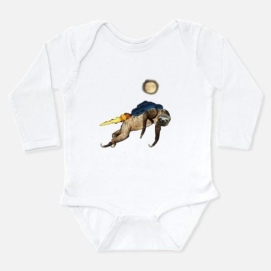 Funny Pack Long Sleeve Infant Bodysuit