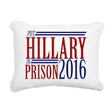 Unique Prison Rectangular Canvas Pillow
