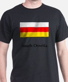 South Ossetia Flag T-Shirt