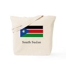 Cute South sudan government Tote Bag