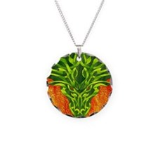 Green Dragon Necklace