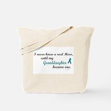 Never Knew A Hero OC (Granddaughter) Tote Bag