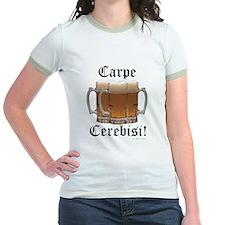 Seize the Beer! Jr. Ringer T-Shirt