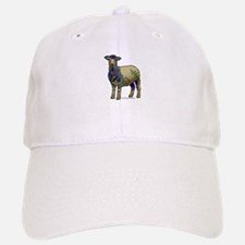 Zentangle Sheep Cap