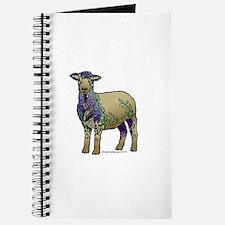 Zentangle Sheep Journal