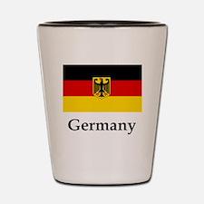 Germany Flag #2 Shot Glass