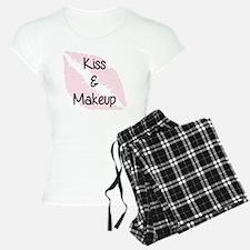 Kiss and Makeup Pajamas