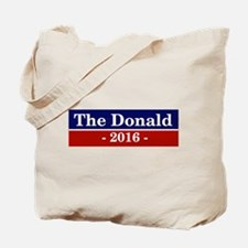 The Donald 2016 Tote Bag