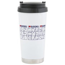 Unique Games Stainless Steel Travel Mug