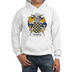 Ansurez Family Crest Hooded Sweatshirt