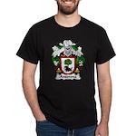 Ansorena Family Crest Dark T-Shirt