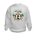 Ansorena Family Crest Kids Sweatshirt
