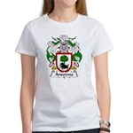 Ansorena Family Crest Women's T-Shirt