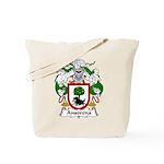 Ansorena Family Crest Tote Bag