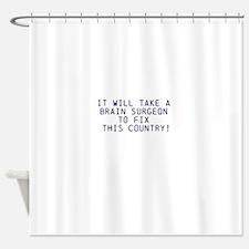 BC-2016 Shower Curtain