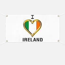 I HEART IRELAND Banner
