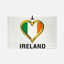 I HEART IRELAND Magnets