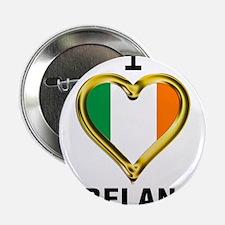 "I HEART IRELAND 2.25"" Button"