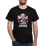 Angosto Family Crest Dark T-Shirt