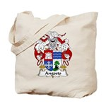 Angosto Family Crest Tote Bag