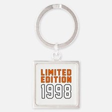 Limited Edition 1998 Square Keychain