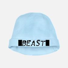 Beast baby hat