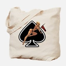Pin up Tote Bag