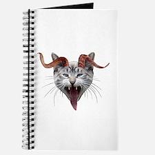 Krampus Cat Journal