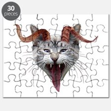 Krampus Cat Puzzle