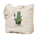 WTD: 3 of 4 Character Series Tote Bag