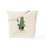 WTD: 3 of 4 Character Series Tote Bag