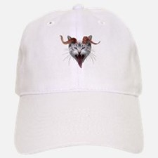 Krampus Cat Baseball Baseball Cap