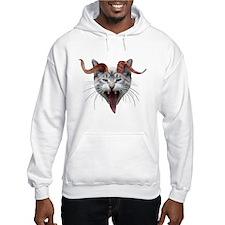 Krampus Cat Jumper Hoody
