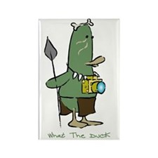 WTD: 3 of 4 Character Series Rectangle Magnet (10