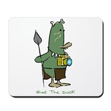 WTD: 3 of 4 Character Series Mousepad