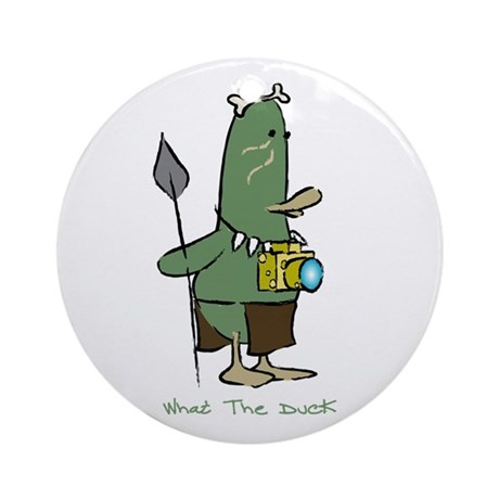 WTD: 3 of 4 Character Series Ornament (Round)