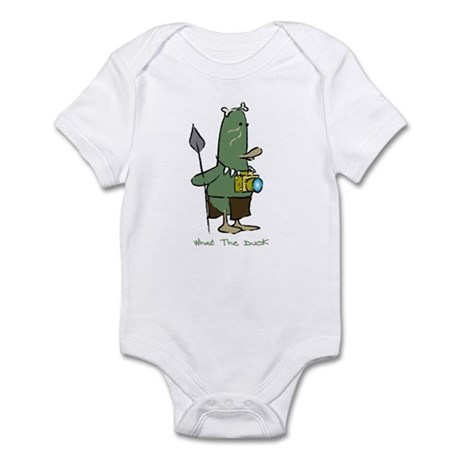 WTD: 3 of 4 Character Series Infant Bodysuit