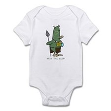 WTD: 3 of 4 Character Series Infant Bodysuit