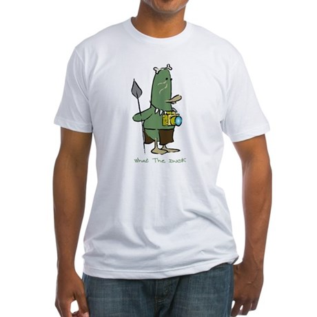 WTD: 3 of 4 Character Series Fitted T-Shirt