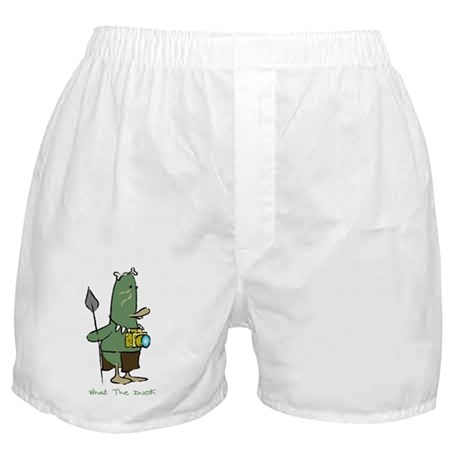 WTD: 3 of 4 Character Series Boxer Shorts