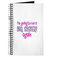 guess what big sister again Journal