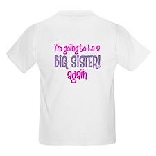 guess what big sister again T-Shirt