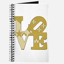 love gold Journal