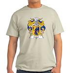 Angel Family Crest Light T-Shirt