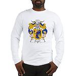 Angel Family Crest Long Sleeve T-Shirt
