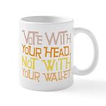 Liberal Voter Mug