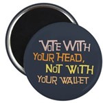 Liberal Voter Magnets (10 pk)