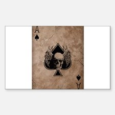 Ace of death Decal