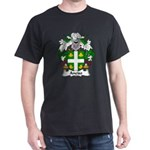 Anciso Family Crest Dark T-Shirt