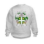 Anciso Family Crest Kids Sweatshirt